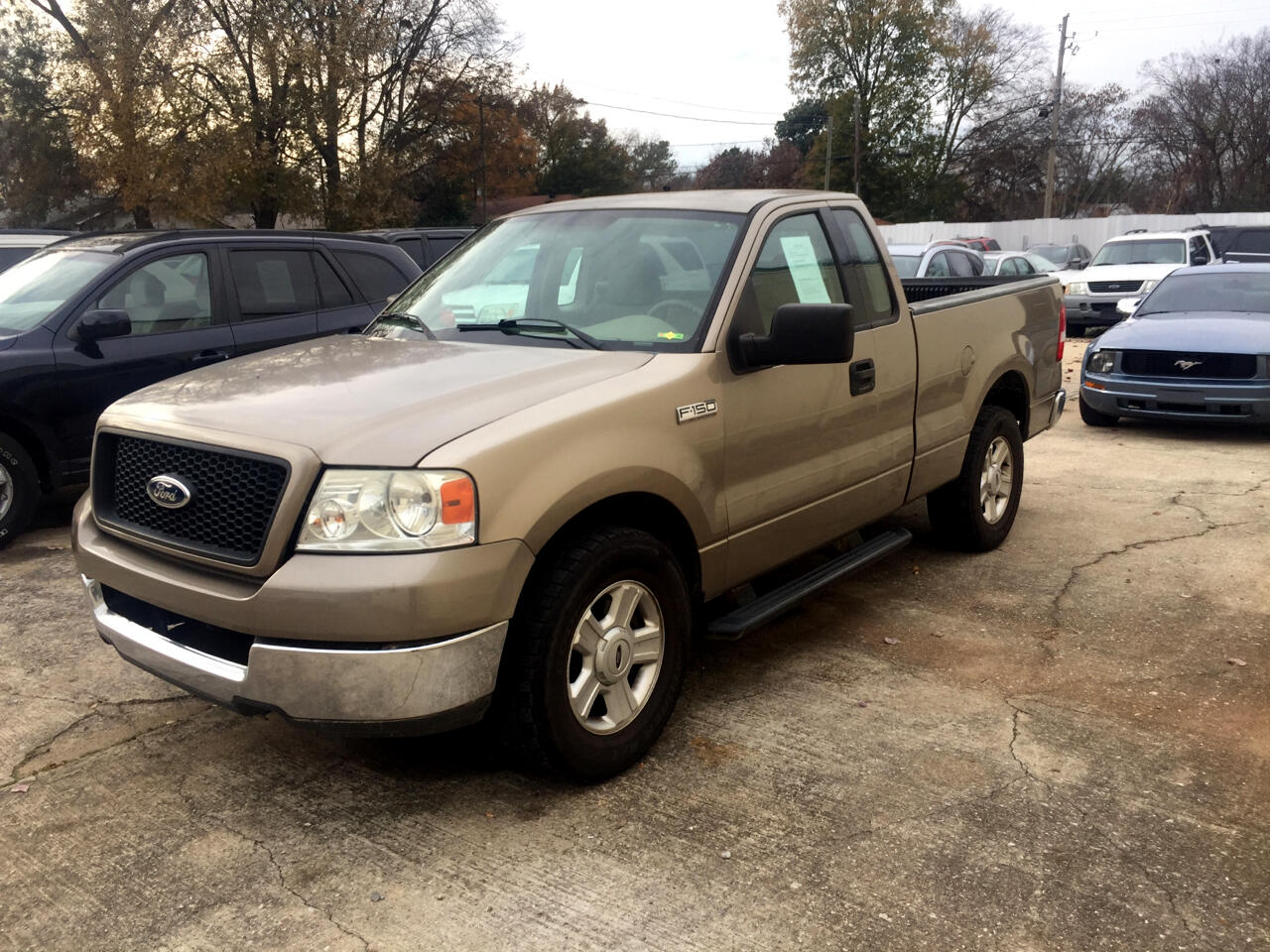 Ford F-150 XLT Long Bed 2WD 2004