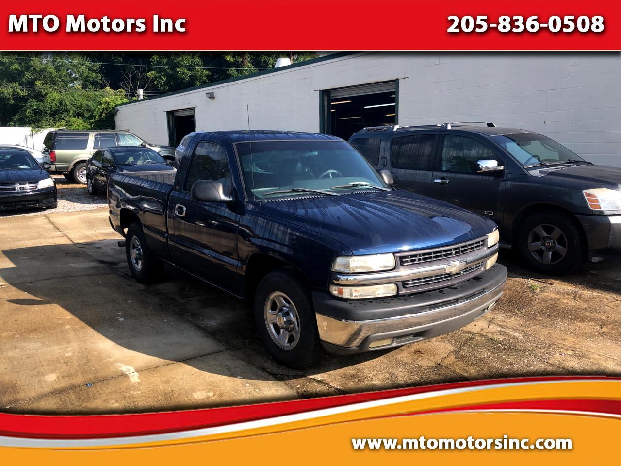 Chevrolet Silverado 1500 Short Bed 2WD 2001