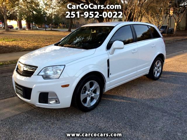 2004 Saturn VUE Red Line Data, Info and Specs