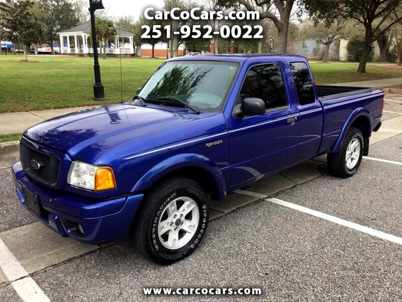 Ford Ranger XLT SuperCab 4-Door 2WD 2005