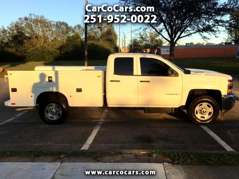 Chevrolet Silverado 2500HD Work Truck Double Cab 4WD 2016