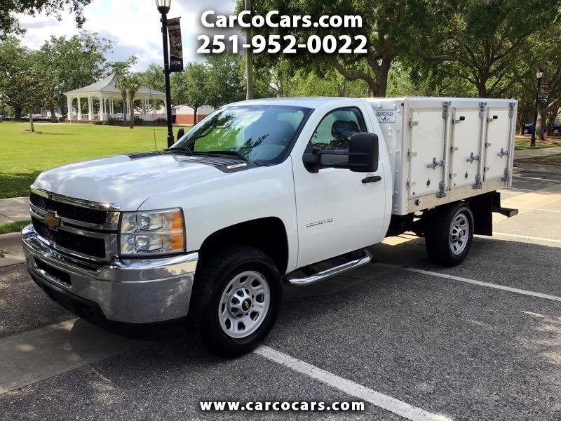 Chevrolet Silverado 2500HD Work Truck Long Box 2WD 2012