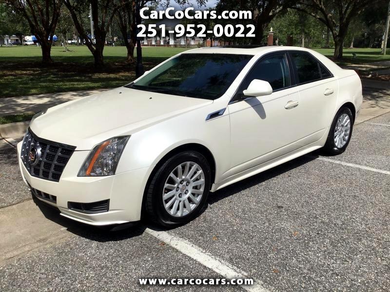 Cadillac CTS Base 2012