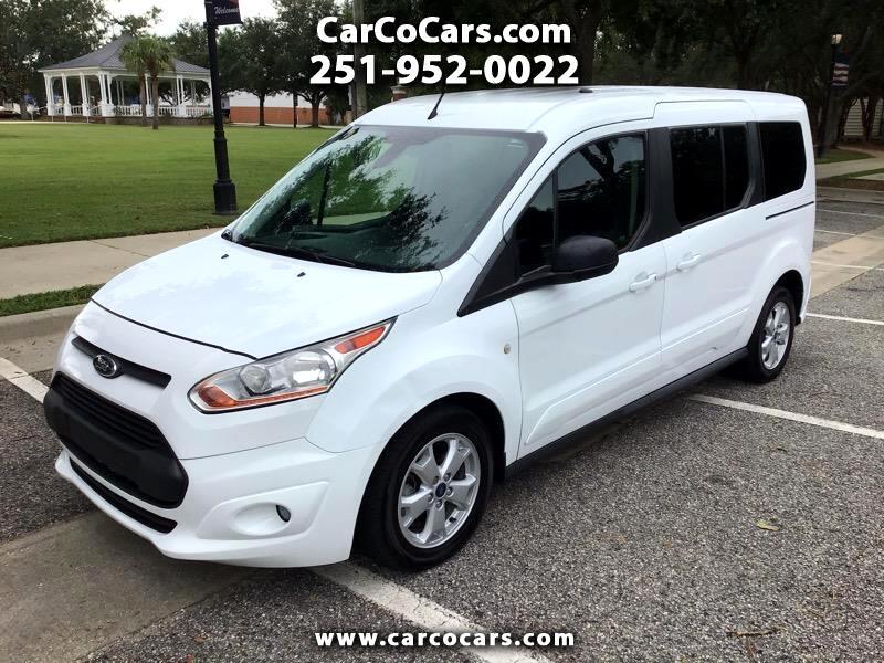 Ford Transit Connect Wagon XLT w/Rear Liftgate LWB 2016