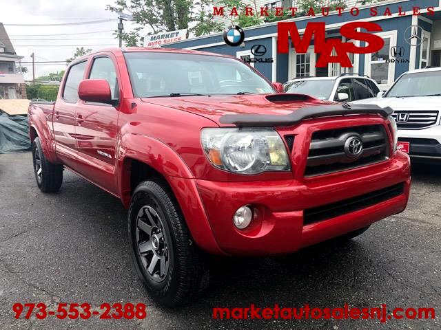 2009 Toyota Tacoma 4WD Double Cab LB V6 AT TRD Sport (Natl)