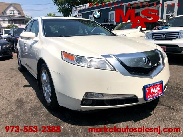 2009 Acura TL 6-Speed AT