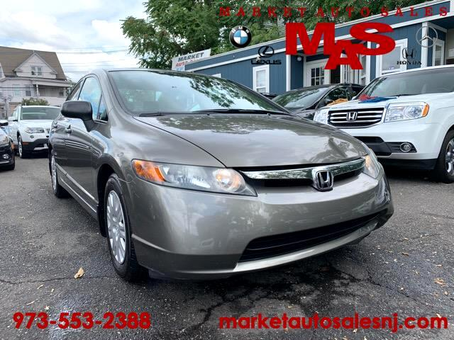 2008 Honda Civic DX Sedan AT