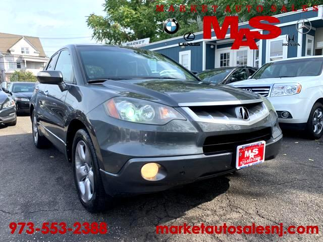 2008 Acura RDX 5-Spd AT with Technology Package