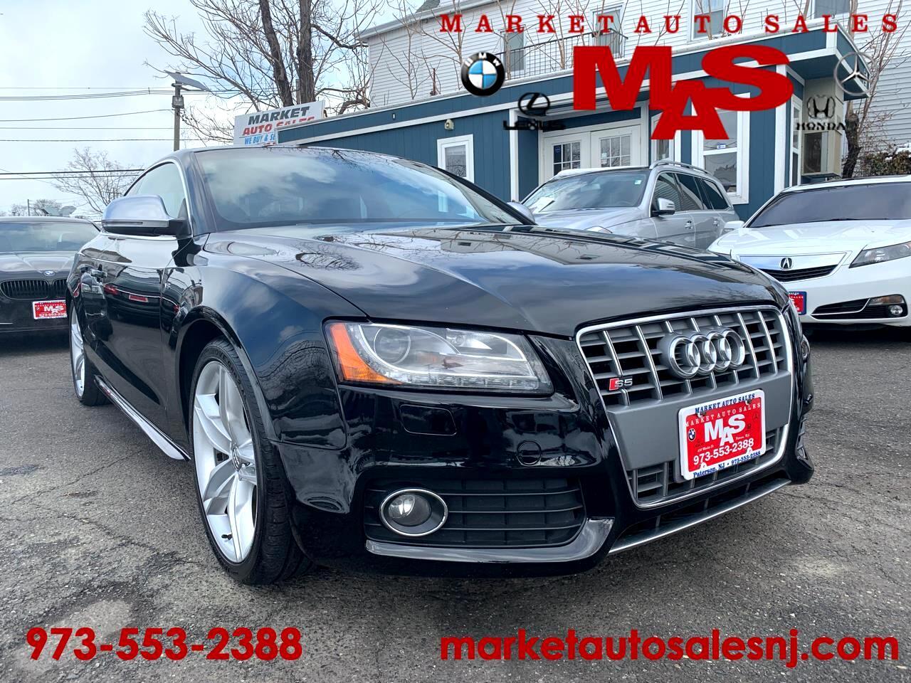2008 Audi S5 2dr Cpe Man Premium Plus