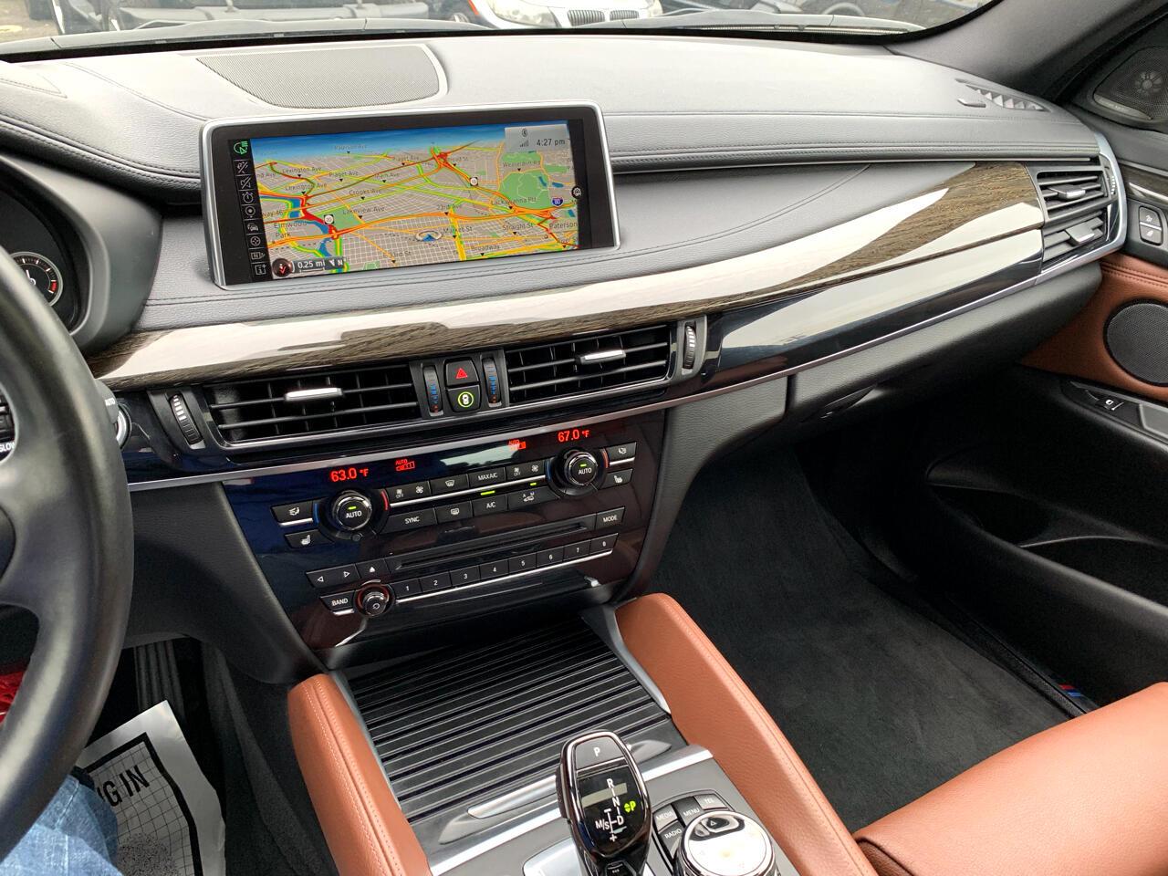 2016 BMW X6 xDrive35i