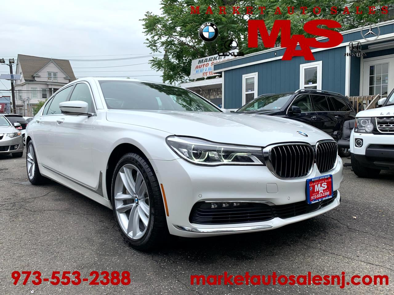BMW 7-Series 750i xDrive 2017