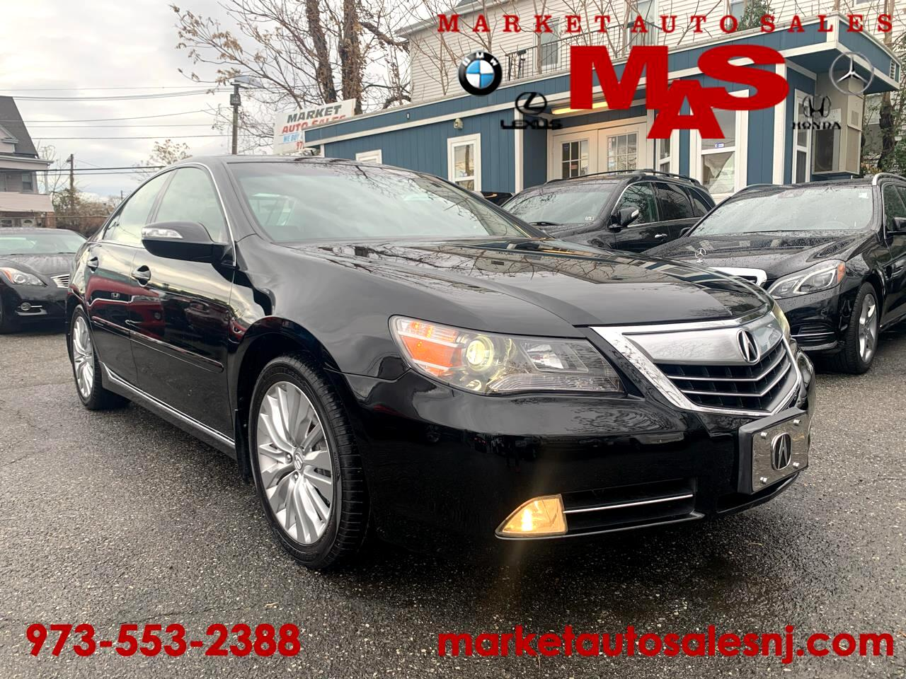 Acura RL Advance Package 2012