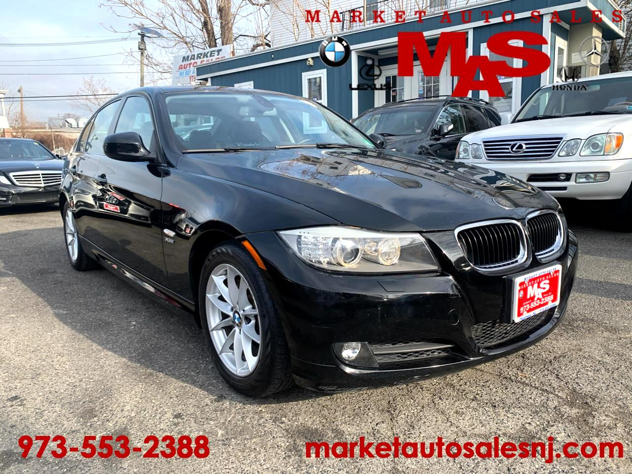 BMW 3-Series 328i xDrive 2010