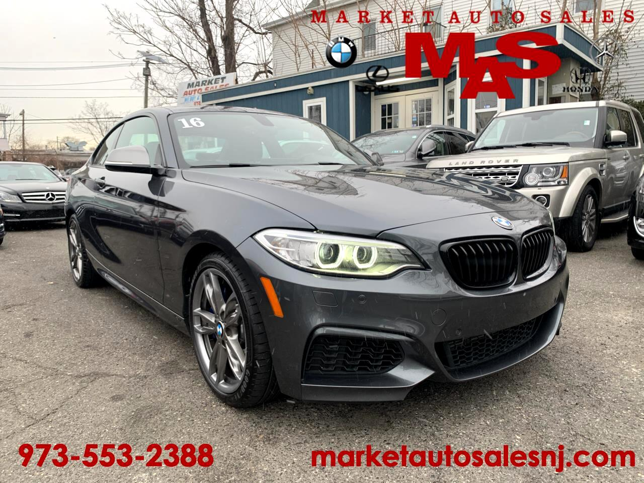 BMW 2-Series M235i Coupe 2016