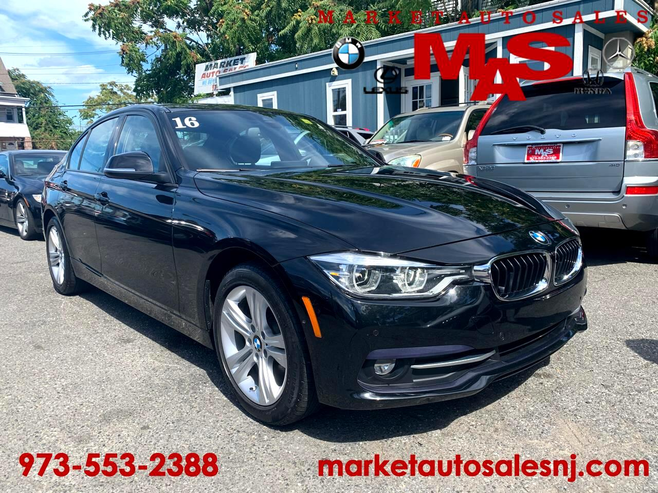 BMW 3-Series 328d xDrive Sedan 2016