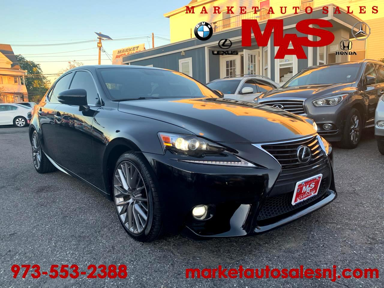 Lexus IS 250 AWD 2015
