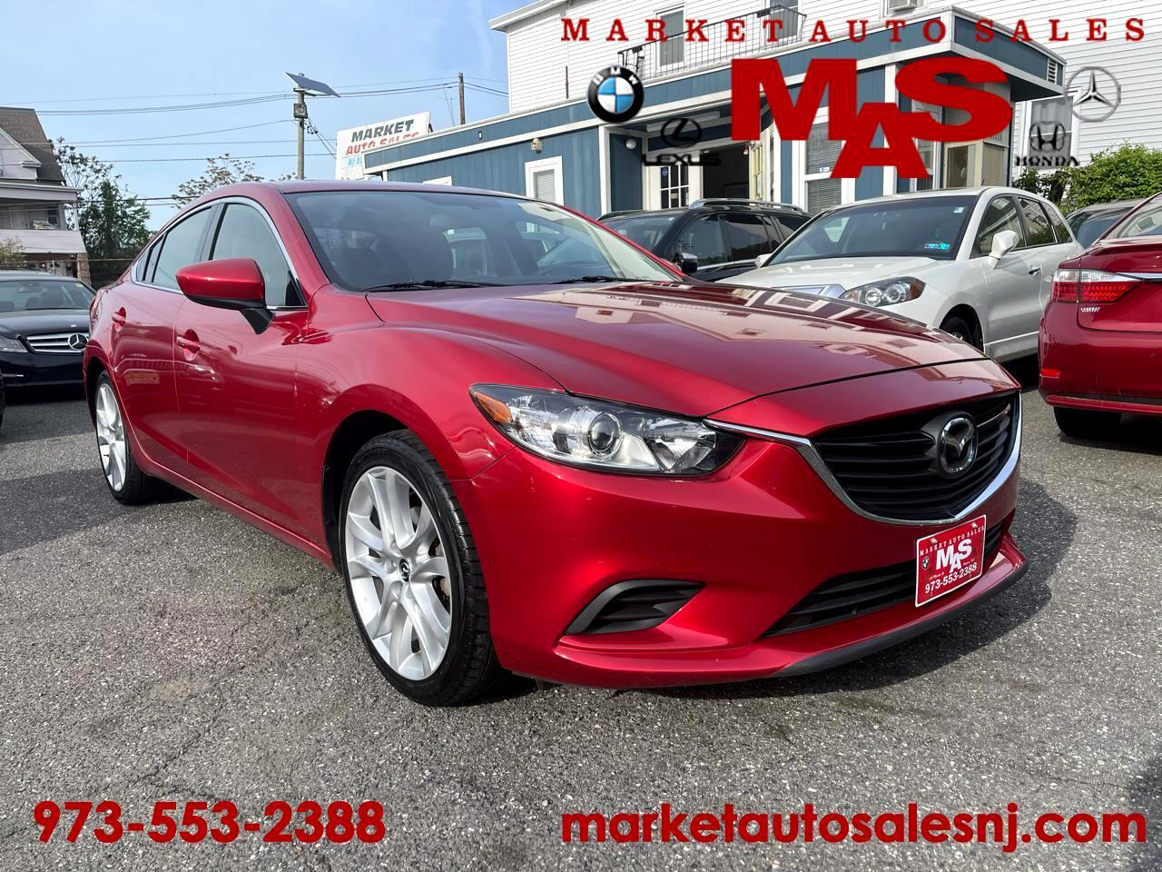 Mazda MAZDA6 i Touring MT 2014