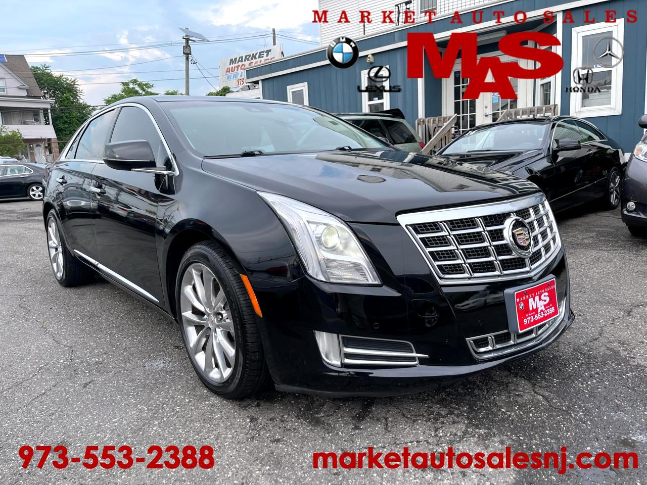 Cadillac XTS 4dr Sdn Luxury Collection AWD 2013