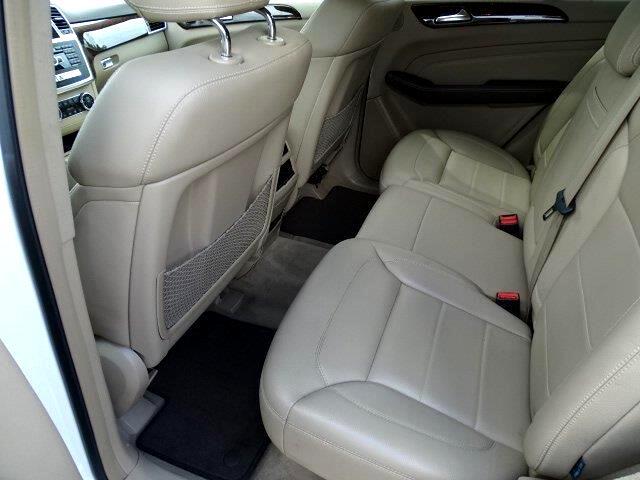 2012 Mercedes-Benz M-Class ML350 4MATIC