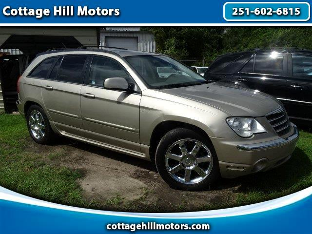 2008 Chrysler Pacifica Limited FWD