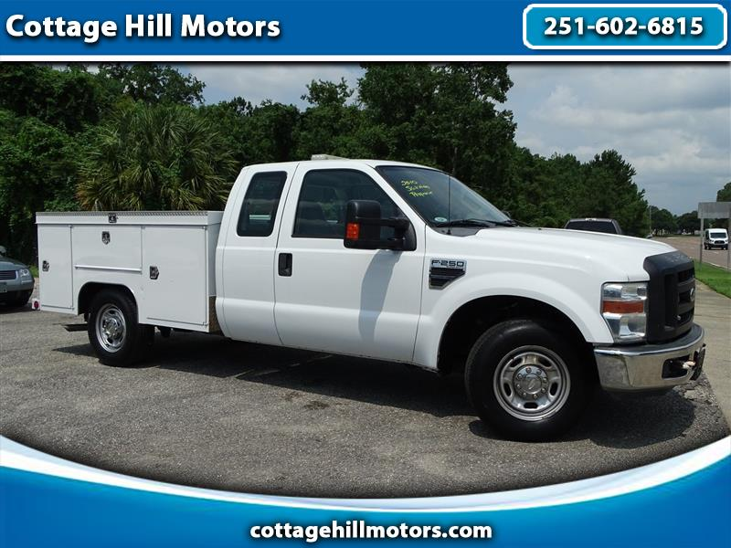 2010 Ford F-250 SD XL SuperCab 2WD