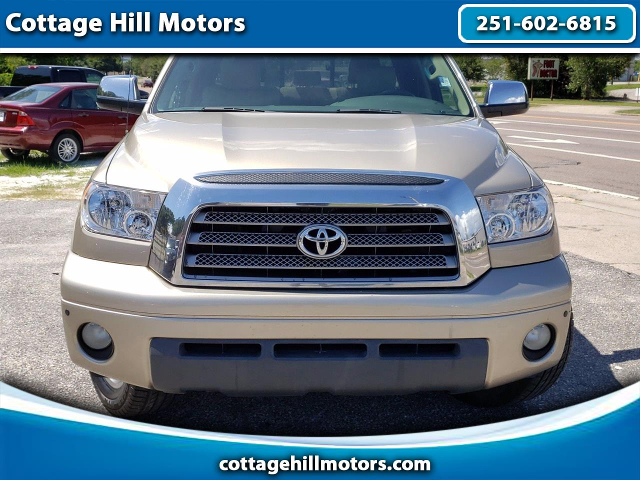 Toyota Tundra Limited Double Cab 6AT 2WD 2007