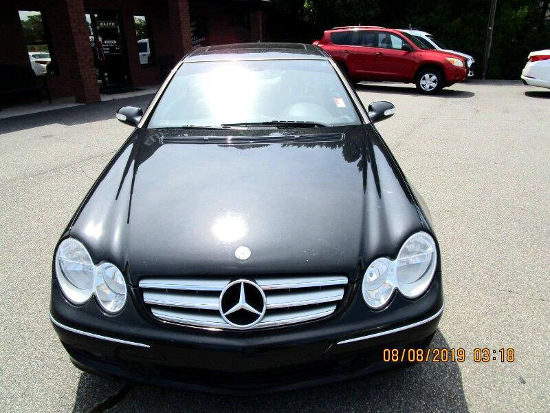 2009 Mercedes-Benz CLK-Class CLK350 Coupe