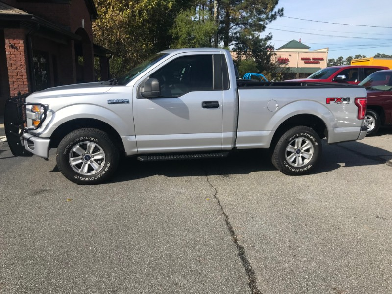 2017 Ford F-150 XL 6.5-ft. Bed 2WD