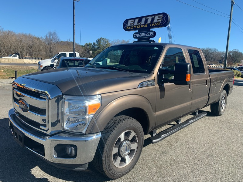 2016 Ford F-250 SD King Ranch Crew Cab Long Bed 2WD