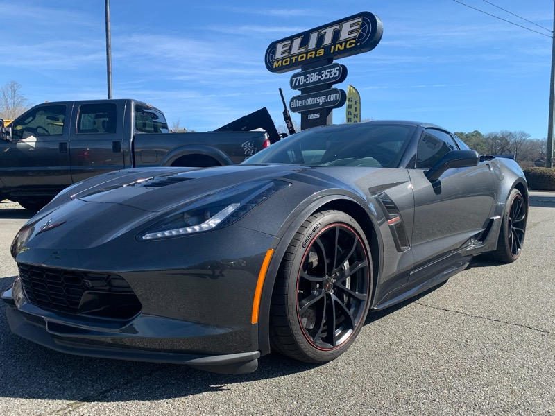 Chevrolet Corvette Grand Sport w/3LT 2017