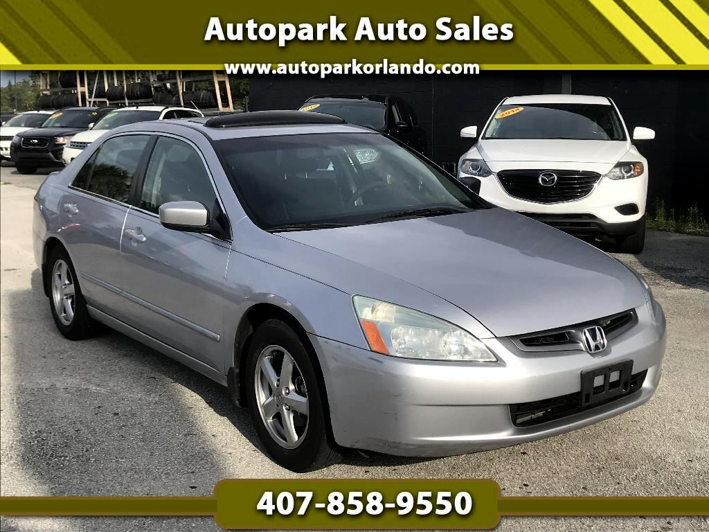 2005 Honda Accord Sdn LX AT