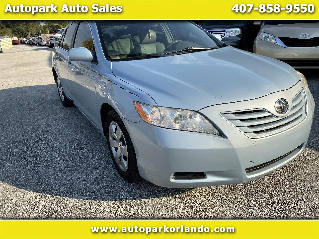 Toyota Camry 4dr Sdn I4 Auto LE (Natl) *Ltd Avail* 2009