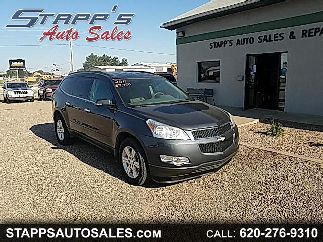 2011 Chevrolet Traverse LT Cloth FWD