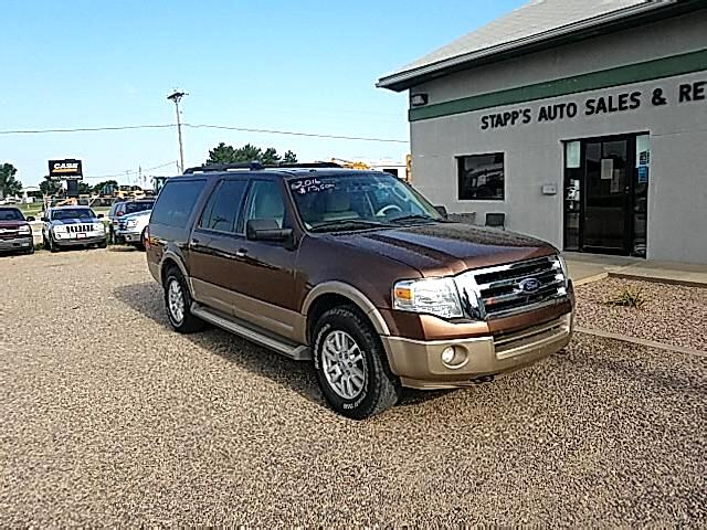 2012 Ford Expedition EL EL XLT 4WD