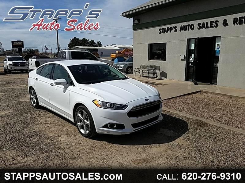 2015 Ford Fusion SE 2.0L EcoBoost
