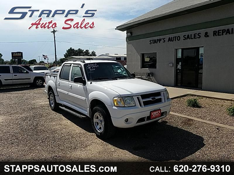 2005 Ford Explorer Sport Trac Adrenalin 4WD