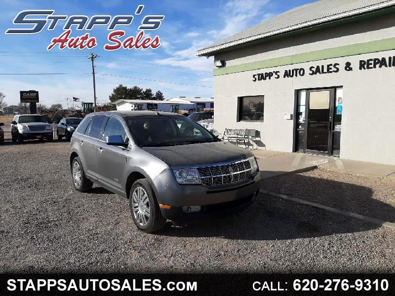 Lincoln MKX AWD 2009