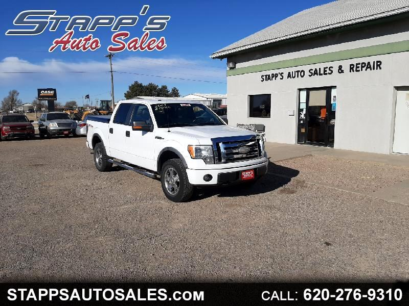 Ford F-150 FX4 SuperCrew 6.5-ft Box 4WD 2009
