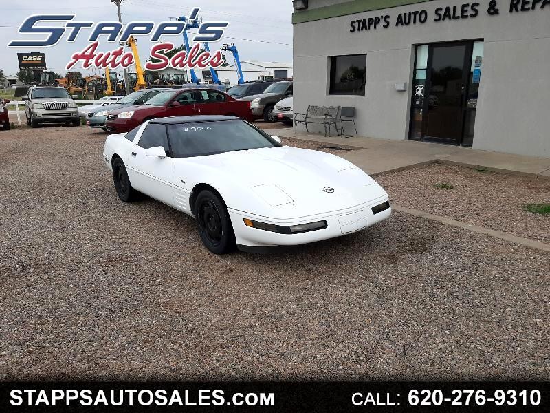 Chevrolet Corvette Coupe 1992