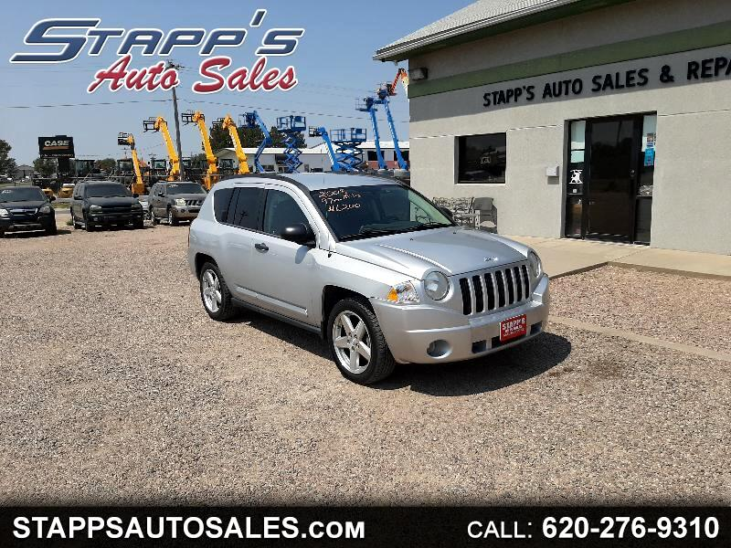 Jeep Compass Limited 4WD 2008
