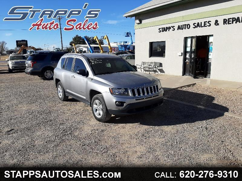 Jeep Compass 2WD 2015