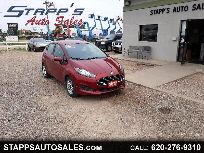 Ford Fiesta SE Hatchback 2017