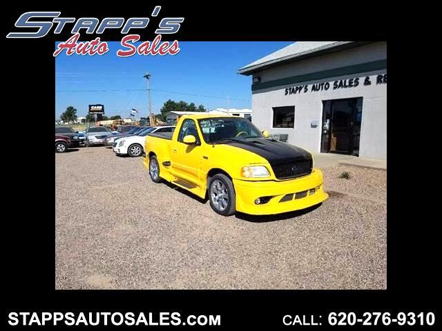 2003 Ford F-150 2WD XLT Regular Cab 5.4 Boss Edition