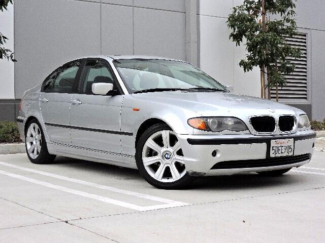 BMW 3-Series 325i Sedan 2003