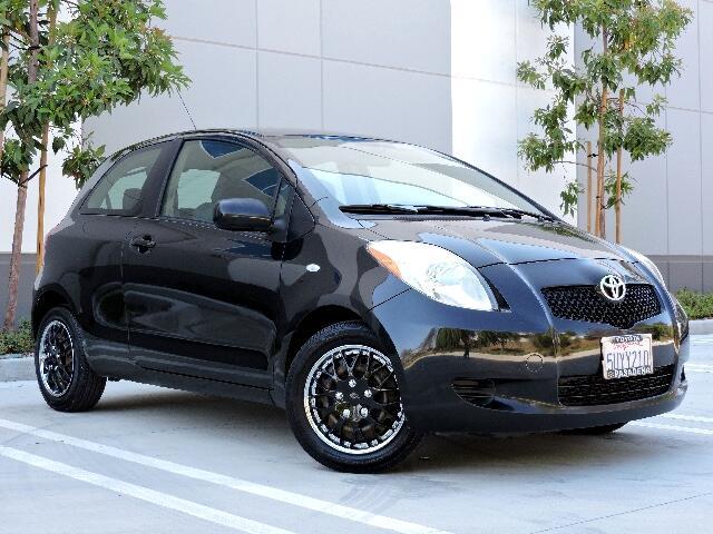 2007 Toyota Yaris 3-Door Liftback