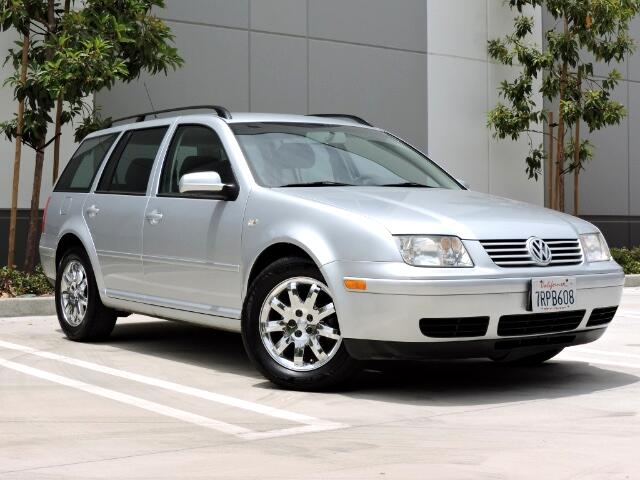 2002 Volkswagen Jetta Wagon GLS 2.0
