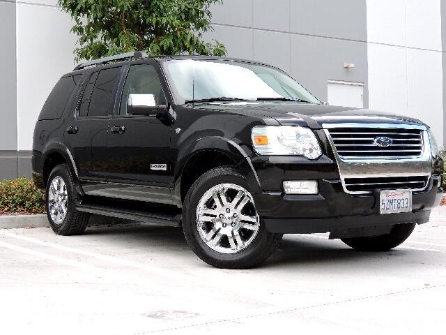 2007 Ford Explorer Limited 4.6L 2WD