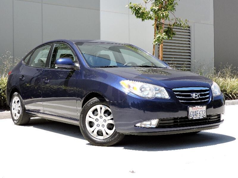 2009 Hyundai Elantra 4dr Sdn Auto GLS