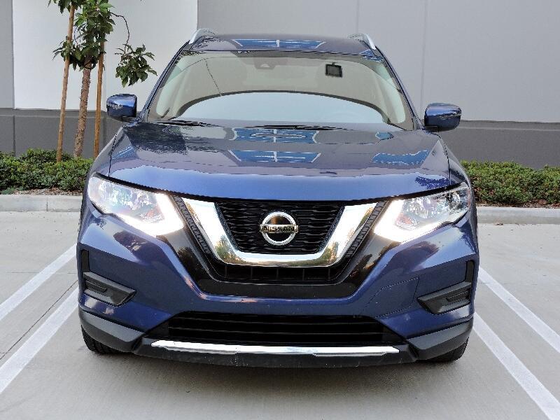 2019 Nissan Rogue FWD SV