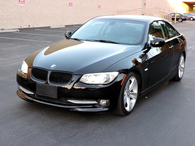 BMW 3-Series 328i Coupe - SULEV 2011